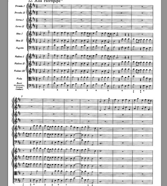 Week 29: Handel\'s Water Music | classicalmusicquest